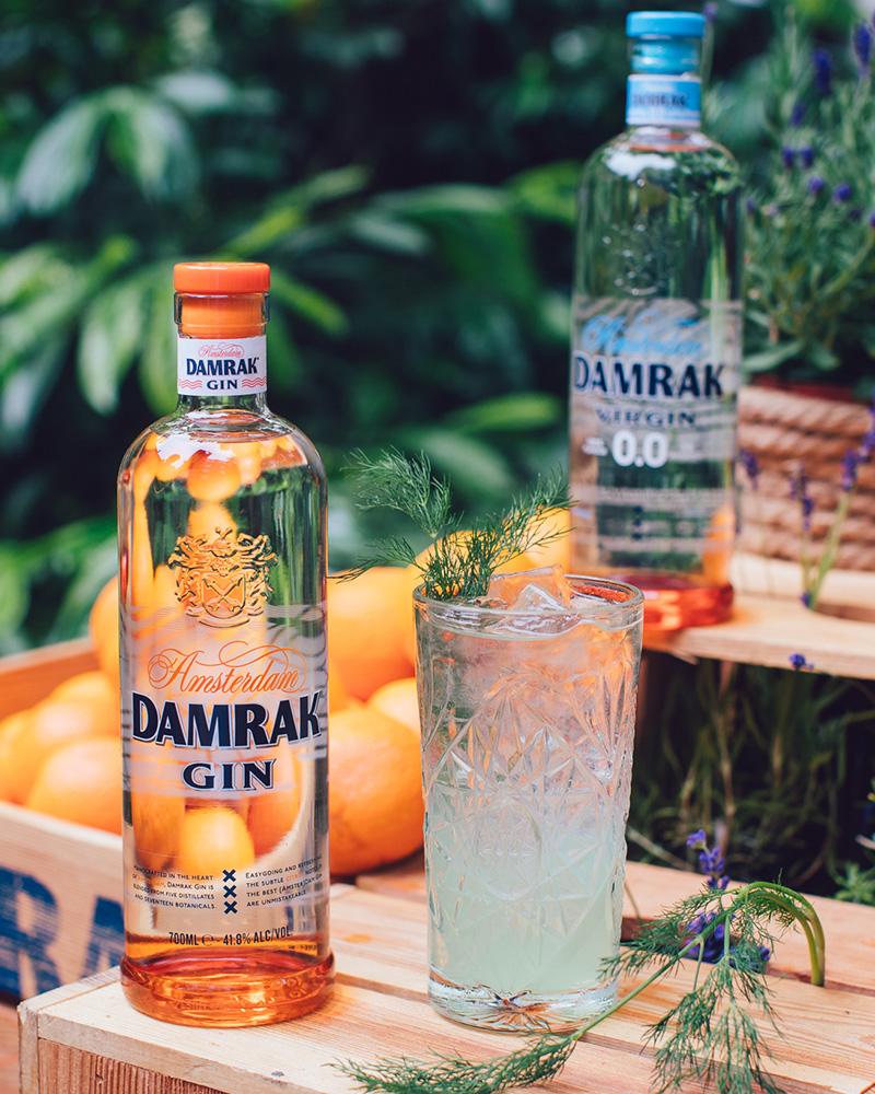 Dill Lemonade